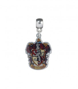 Gryffindor coat of arms charm pendant