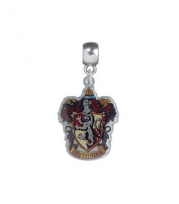 Pendentif Charm Armoirie Gryffondor,  Harry Potter, Boutique Harry Potter, The Wizard's Shop