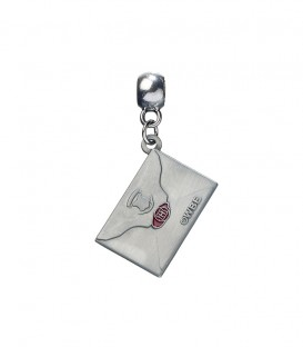 Pendentif Charm Lettre Poudlard,  Harry Potter, Boutique Harry Potter, The Wizard's Shop