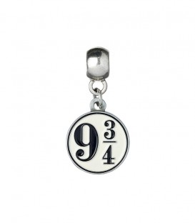 Pendentif Charm Quai 9 3/4,  Harry Potter, Boutique Harry Potter, The Wizard's Shop