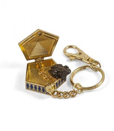 Chocolate Frog Keychain