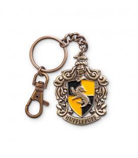 Porte-clés Maison Poufsouffle,  Harry Potter, Boutique Harry Potter, The Wizard's Shop