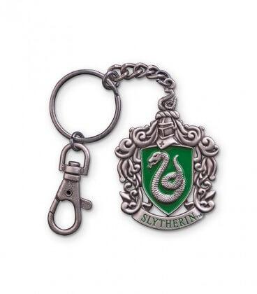 Porte-clés Maison Serpentard,  Harry Potter, Boutique Harry Potter, The Wizard's Shop