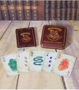 Jeu de cartes Poudlard,  Harry Potter, Boutique Harry Potter, The Wizard's Shop