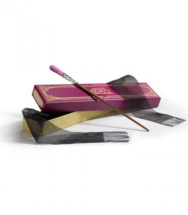 Baguette Seraphina Picquery Ollivander - Animaux Fantastiques,  Harry Potter, Boutique Harry Potter, The Wizard's Shop