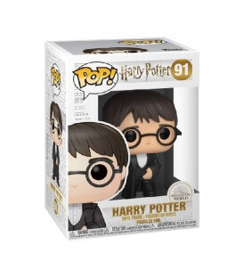 Figurine POP! Harry Potter Bal de Noël