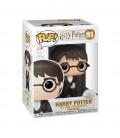 Figurine POP! Harry Potter Bal de Noël