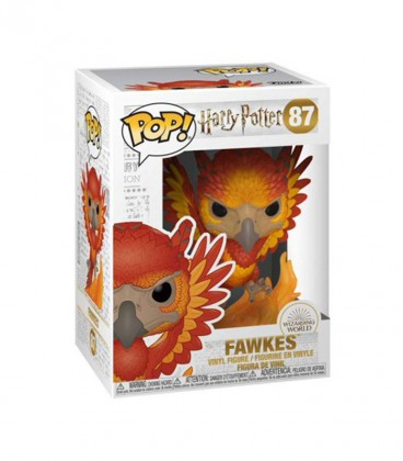 Figurine POP! Fumseck,  Harry Potter, Boutique Harry Potter, The Wizard's Shop