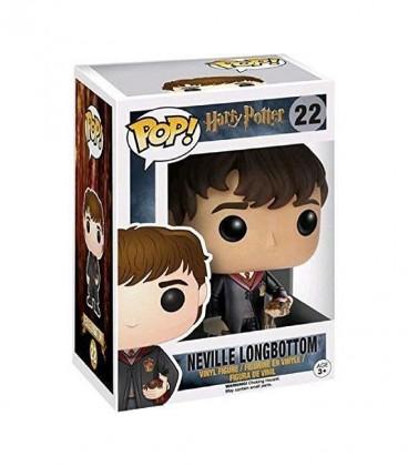 Figurine POP! Neville Londubat N°22,  Harry Potter, Boutique Harry Potter, The Wizard's Shop