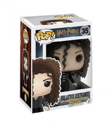 Figurine POP! Bellatrix Lestrange,  Harry Potter, Boutique Harry Potter, The Wizard's Shop