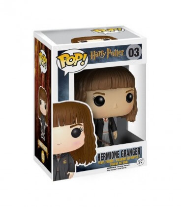 Figurine POP! Hermione Granger n°3,  Harry Potter, Boutique Harry Potter, The Wizard's Shop