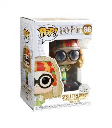 Figurine POP! Sybill Trelawney,  Harry Potter, Boutique Harry Potter, The Wizard's Shop