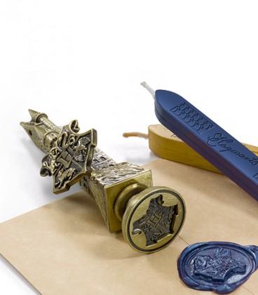 Ensemble Sceau et cires - Poudlard,  Harry Potter, Boutique Harry Potter, The Wizard's Shop
